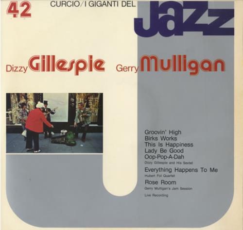 Various-Jazz I Giganti Del Jazz #42 vinyl LP album (LP record) Italian V-JLPIG403256