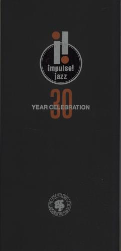 Various-Jazz Impulse! Jazz - A 30-Year Celebration 2 CD album set (Double CD) US V-J2CIM670239