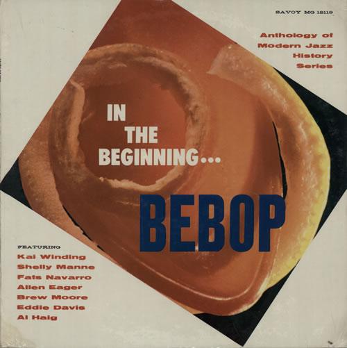 Various-Jazz In The Beginning... Bebop vinyl LP album (LP record) US V-JLPIN583660