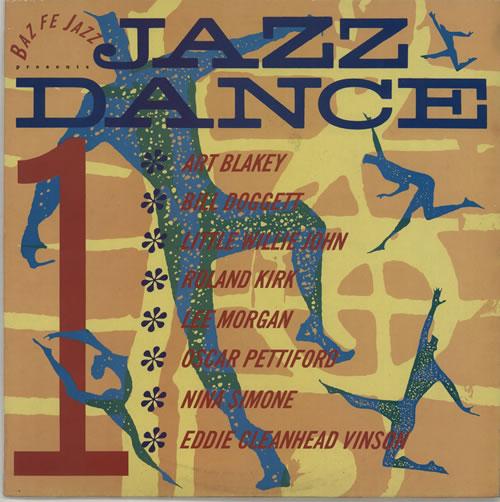 Various-Jazz Jazz Dance vinyl LP album (LP record) UK V-JLPJA615657