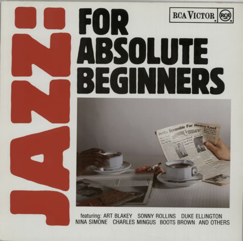 Various-Jazz Jazz For Absolute Beginners vinyl LP album (LP record) German V-JLPJA598548