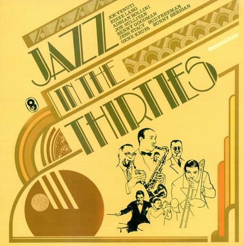 Various-Jazz Jazz In The Thirties 2-LP vinyl record set (Double Album) UK V-J2LJA490087