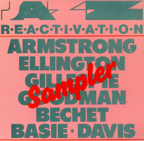 Various-Jazz Jazz Reactivation 2-LP vinyl record set (Double Album) UK V-J2LJA436717