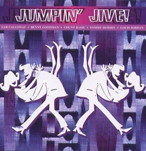 Various-Jazz Jumpin' Jive! CD album (CDLP) UK V-JCDJU367661