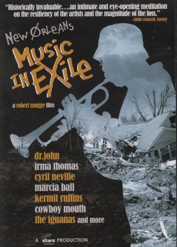 Various-Jazz New Orleans Music In Exile DVD US V-JDDNE670662