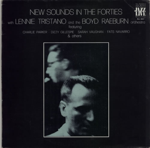 Various-Jazz New Sounds In The Forties vinyl LP album (LP record) Italian V-JLPNE590072