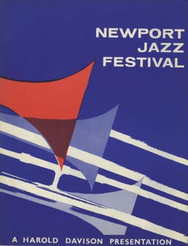 Various-Jazz Newport Jazz Festival 1959 tour programme UK V-JTRNE394410