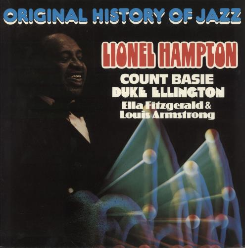 Various-Jazz Original History Of Jazz 2-LP vinyl record set (Double Album) German V-J2LOR748611