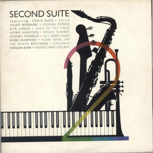 Various-Jazz Second Suite 2-LP vinyl record set (Double Album) UK V-J2LSE562802