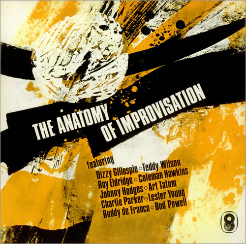 Various-Jazz The Anatomy Of Improvisation vinyl LP album (LP record) UK V-JLPTH446324