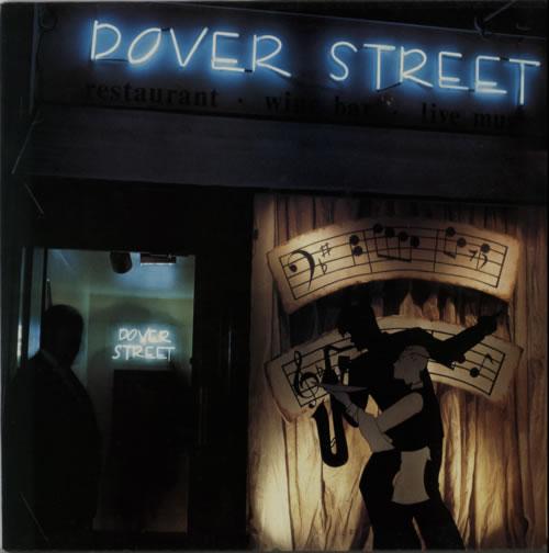 Various-Jazz The Dover Street Album vinyl LP album (LP record) UK V-JLPTH614152
