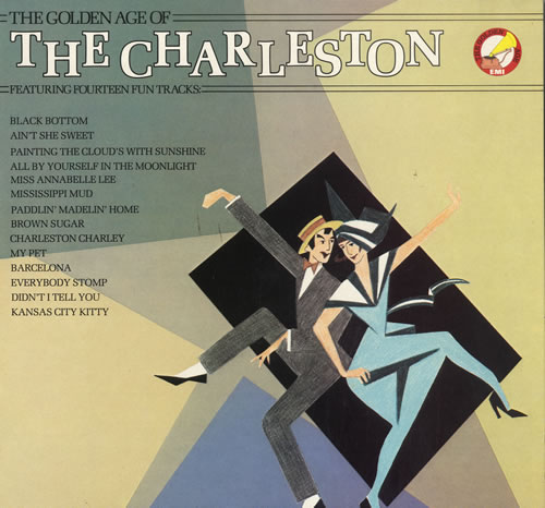 Various-Jazz The Golden Age Of The Charleston vinyl LP album (LP record) UK V-JLPTH563655