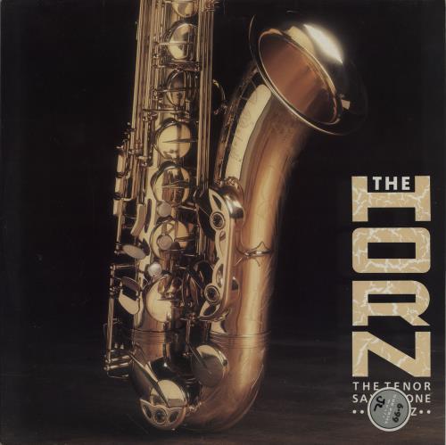 Various-Jazz The Horn - The Tenor Saxophone In Jazz 2-LP vinyl record set (Double Album) UK V-J2LTH404155