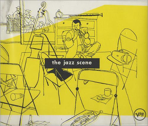 Various-Jazz The Jazz Scene 2 CD album set (Double CD) US V-J2CTH491324