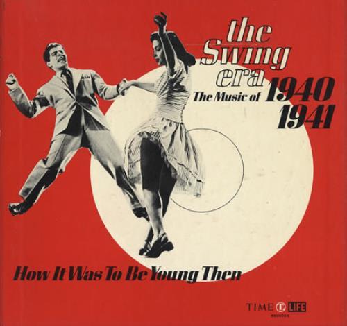 Various-Jazz The Swing Era - The Music Of 1940-1941 3-LP vinyl record set (Triple Album) US V-J3LTH412680