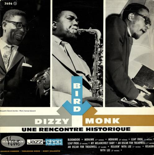 "Various-Jazz Une Rencontre Historique 10"" vinyl single (10"" record) French V-J10UN356999"