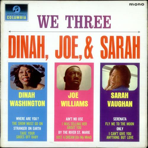 Various-Jazz We Three - Factory Sample vinyl LP album (LP record) UK V-JLPWE530327