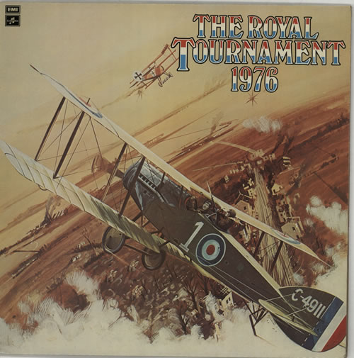 Various-Military Bands The Royal Tournament 1976 vinyl LP album (LP record) UK VRBLPTH641142