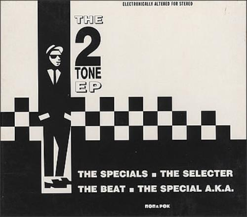 "Various-Mod & 2-Tone The 2 Tone EP CD single (CD5 / 5"") Greek MVAC5TH370734"