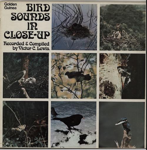 Various-Nature, Birds, Whales & Wildlife Bird Sounds In Close-Up vinyl LP album (LP record) UK XAULPBI630710