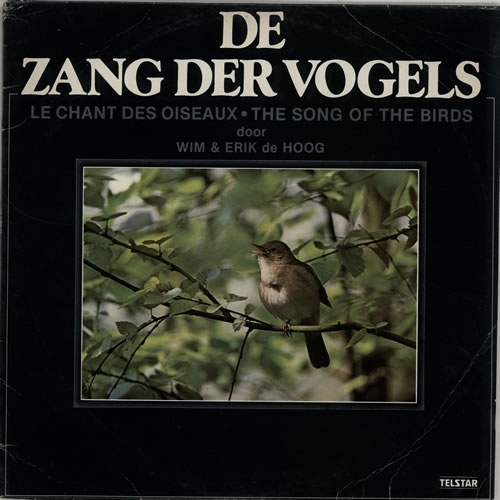 Various-Nature, Birds, Whales & Wildlife De Zang Der Vogels vinyl LP album (LP record) Dutch XAULPDE639025