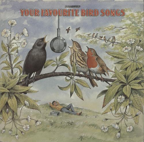 Various-Nature, Birds, Whales & Wildlife Your Favourite Bird Songs vinyl LP album (LP record) UK XAULPYO661377