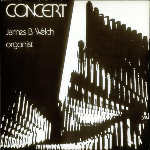Various-Organs Concert vinyl LP album (LP record) US OGNLPCO537422