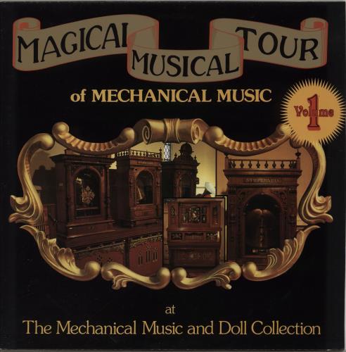 Various-Organs Magical Musical Tour Of Mechanical Music Vol. 1 & 2 2-LP vinyl record set (Double Album) UK OGN2LMA604424