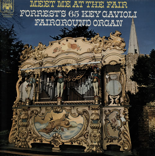 Various-Organs Meet Me At The Fair vinyl LP album (LP record) UK OGNLPME568422