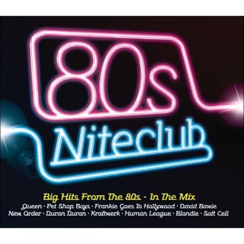 Various Pop 80s Niteclub Uk 3 Cd Album Set Triple Cd