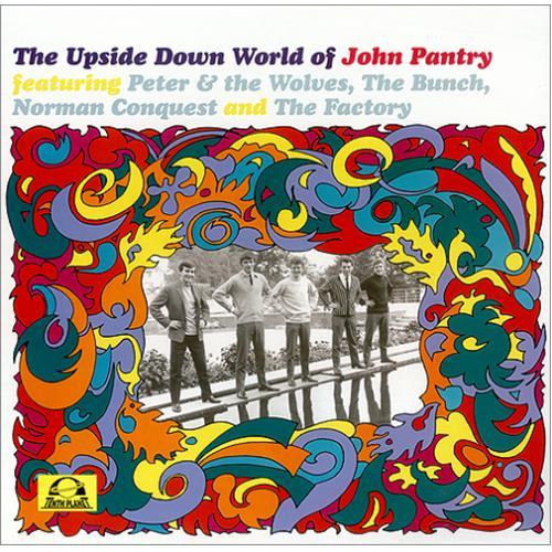 Various-Prog & Psych The Upside Down World Of John Pantry vinyl LP album (LP record) UK LSDLPTH414580