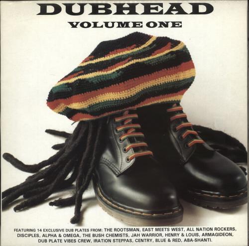 Various-Reggae & Ska Dubhead Volume One 2-LP vinyl record set (Double Album) UK V-A2LDU719614