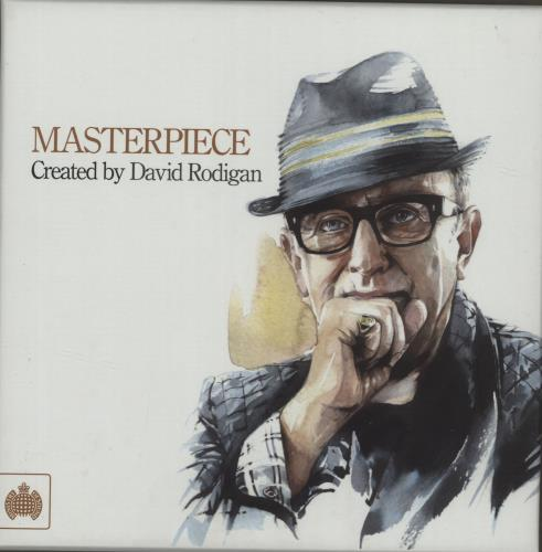 "Various-Reggae & Ska Masterpiece: Created By David Rodigan 7"" box set UK V-A7XMA683745"