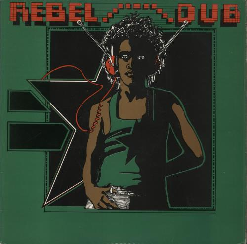 Various-Reggae & Ska Rebel Dub vinyl LP album (LP record) UK V-ALPRE727054