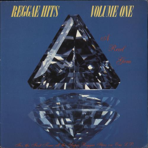 Various-Reggae & Ska Reggae Hits Volume One vinyl LP album (LP record) UK V-ALPRE766879