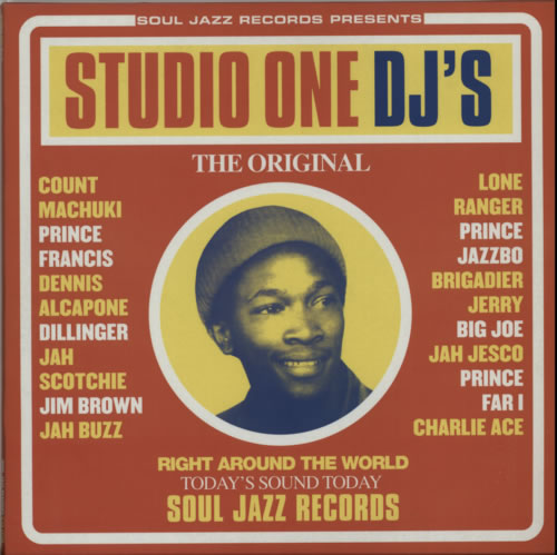 Various-Reggae & Ska Studio One DJ's 2-LP vinyl record set (Double Album) UK V-A2LST577176