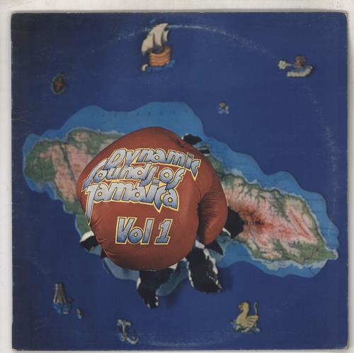 Various-Reggae & Ska The Dynamic Sounds Of Jamaica Vol. 1 vinyl LP album (LP record) UK V-ALPTH735828
