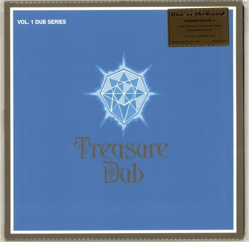 Various-Reggae & Ska Treasure Dub Vol.1 - 180gram Orange Vinyl + Numbered - Sealed vinyl LP album (LP record) UK V-ALPTR705031