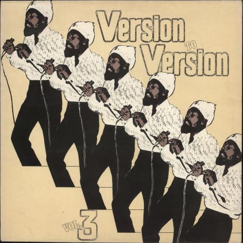 Various-Reggae & Ska Version To Version Vol 3 vinyl LP album (LP record) UK V-ALPVE716056