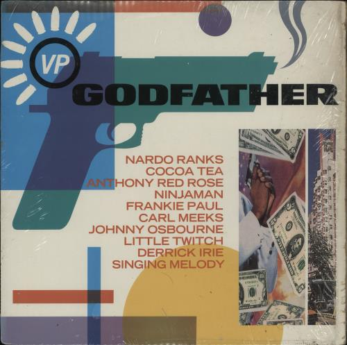 Various-Reggae & Ska VP Godfather vinyl LP album (LP record) US V-ALPVP763338