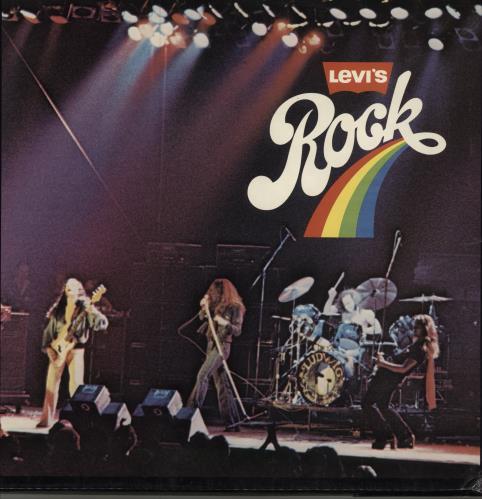 Various-Rock & Metal Levi's Rock UK Vinyl Box Set (645331)
