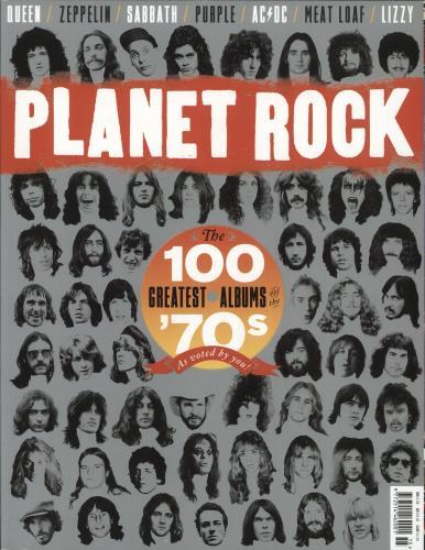 Various-Rock & Metal Planet Rock - No. 15 magazine UK RVAMAPL736247