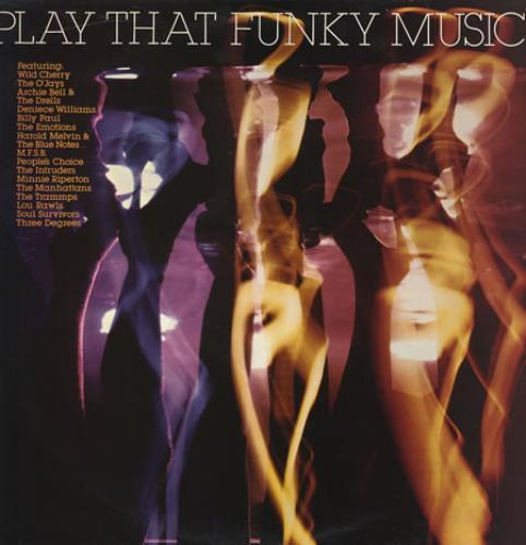 Various-Soul & Funk Play That Funky Music vinyl LP album (LP record) UK SJFLPPL305993