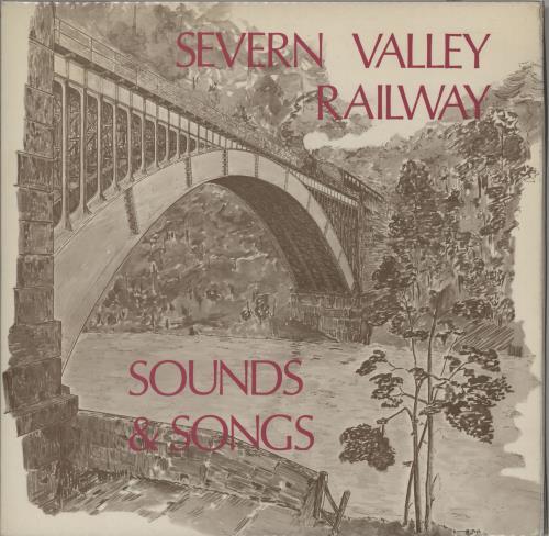 Various-Trains Severn Valley Railway - Sounds & Songs 2-LP vinyl record set (Double Album) UK V-T2LSE763486