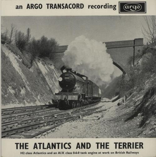 """Various-Trains The Atlantics And The Terrier EP 7"""" vinyl single (7 inch record) UK V-T07TH684085"""
