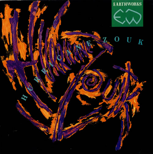 Various-World Music Hurricane Zouk vinyl LP album (LP record) UK VRWLPHU485905