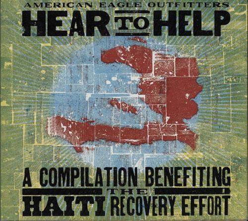 Various Artists Hear To Help CD album (CDLP) US VARCDHE575674