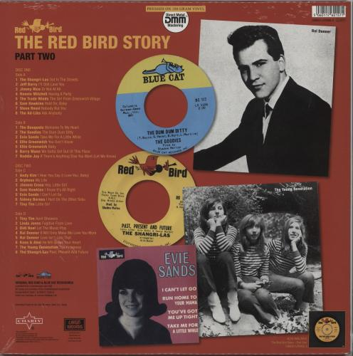 Various Artists The Red Bird Story: Part Two - 180g - sealed 2-LP vinyl record set (Double Album) UK VAR2LTH763951