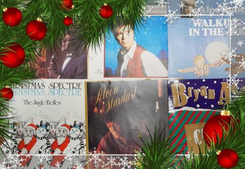 "Various Artists The Ultimate Christmas Bundle 2 - 40 7"" vinyl single (7 inch record) UK VAR07TH687488"