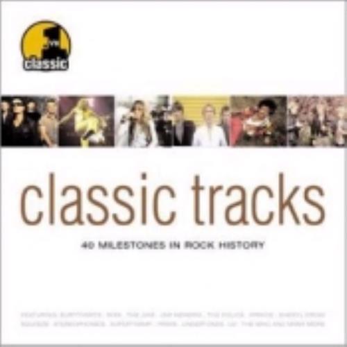 Various Artists Vh1 Classics Presents Classic Tracks UK 2 CD